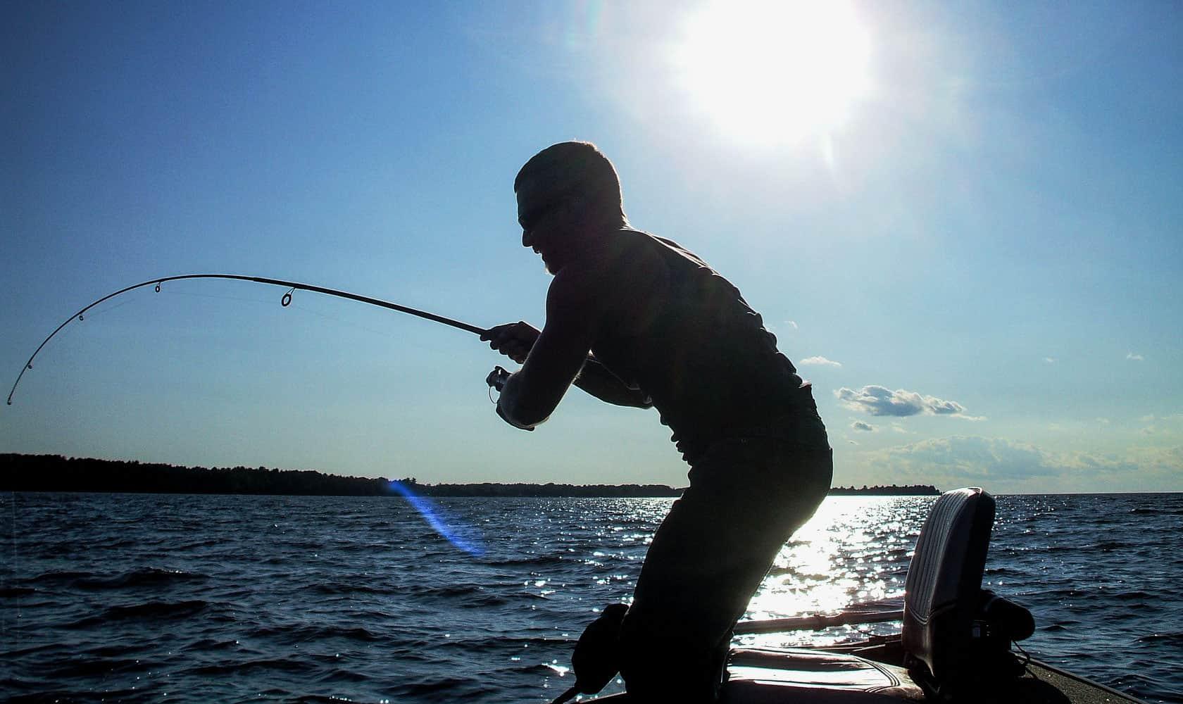 Glen Echo - Fishing