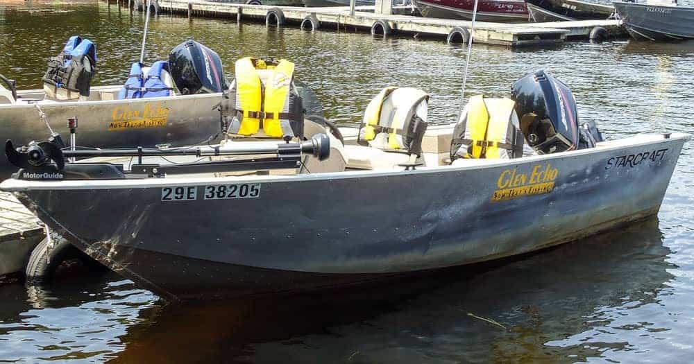 Glen Echo - StarCraft Boats