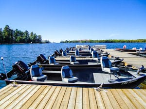 Glen Echo - Boats