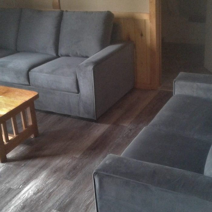 Sunset cottage new furniture May 2019