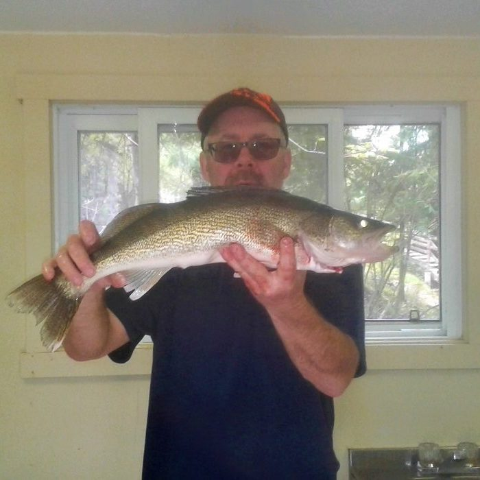 Great Opening Season. Another keeper Walleye