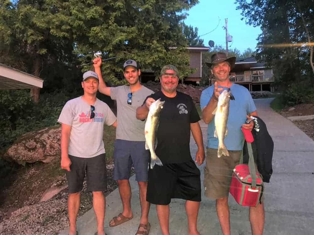 Great Summer Fishing